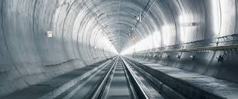 tunnel gotthard base tunnel officially opens