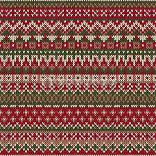 sweater design seamless knitted pattern in traditional