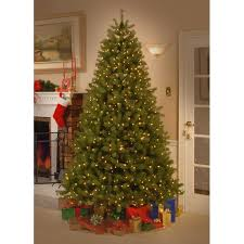 douglas fir christmas tree the aisle douglas fir 7 5 green downswept artificial