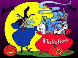 halloween scene clipart image halloween bugs bunny jpg looney tunes wiki fandom