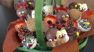 thanksgiving cake pop ideas