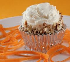 whole wheat fat free vegan carrot cake cupcakes recipe