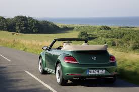 dark green volkswagen 2017 volkswagen beetle detailed in new photos and videos