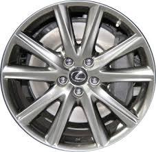 lexus g350 aly74296 lexus gs350 gs450h wheel hyper silver 4261a30180