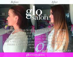 hair extensions reviews hair extensions denver reviews glo hair salon