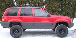 jeep eagle lifted timay67 1997 jeep grand cherokeelaredo specs photos modification