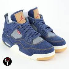 Nike Levis nike air 4 retro levis nrg ao2571 401 kixify marketplace
