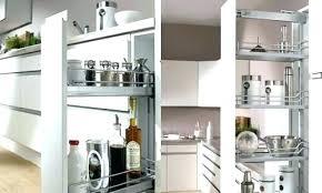 rangement coulissant cuisine placard cuisine but rangement pivotant cuisine meuble coulissant