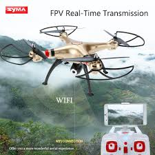 Radio Control Helicopters With Camera Us Original Syma X8hw Wifi Fpv 2 0mp Hd Camera Rc Quadcopter With