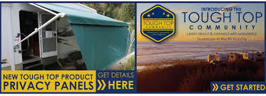 Sunchaser Awnings Replacement Fabric Rv Slide Out Topper Awning Replacement Fabric Installation