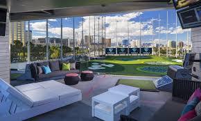 Interior Design Las Vegas by Topgolf Las Vegas Yws Design U0026 Architecture