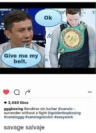 on canelo golovkin marinating and other mamadasthe fight city