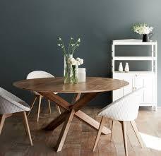 round teak dining table round teak dining table dining room ethnicraft for originals