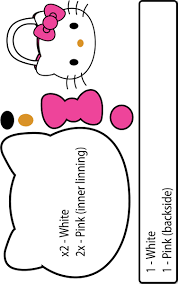 kitty purse pattern http www ebay itm sanrio