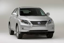 harrier lexus 2010 lexus rx reaches third generation autoevolution
