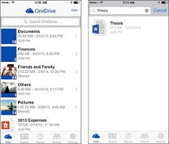 onedrive app for android microsoft integrates onedrive for business into onedrive