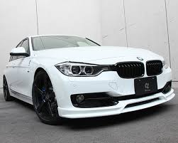 bmw f30 front spoiler 3d design front lip spoiler bmw 3 series sedan f30 12