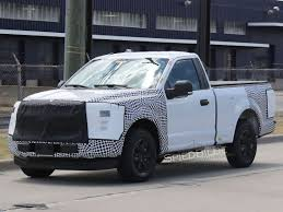 Ford F150 Truck Dimensions - update spied 2018 ford f 150 refresh