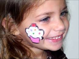 18 best easy face painting images on pinterest painting ideas