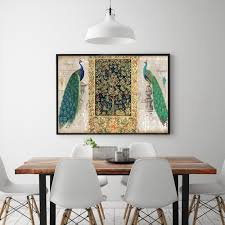 online get cheap peacock artwork aliexpress com alibaba group