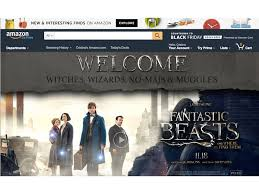 black friday mivie deals amazon cast harry potter spells on amazon by typing them into the search