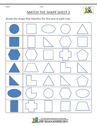 shapes worksheets free worksheets library download and print