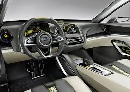 subaru viziv interior subaru viziv 2 concept interior michał pinterest subaru car
