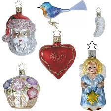 inge glas ornaments heirlooms my growing traditions