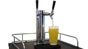 Best Kegerator Edgestar Dual Tap Kegerator Review Ice Cold Beer On Demand