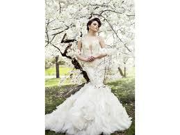 custom wedding dress ysa makino 68982 g498edsdyts custom 4 850 size 2 used