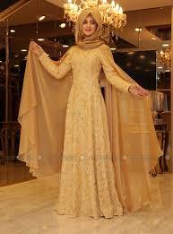 pinar sems evening dress gold pinar sems