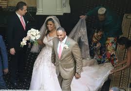 inside omarosa u0027s wedding lisa a la mode
