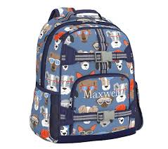 pottery barn kids black friday pottery barn kids mackenzie cool dogs backpack large