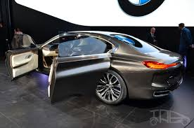 concept bmw bmw vision future luxury concept doors opem at auto china 2014