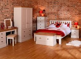 Oak And White Gloss Bedroom Furniture - bedroom bedroom furniture white and oak delightful on bedroom with