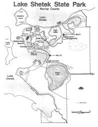 Island Lake State Park Map by Lake Shetek State Park Map 1974 This Map Of Lake Shetek U2026 Flickr