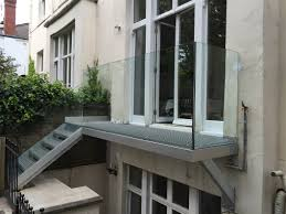 infinity glass balcony bespoke glass balconies by sunrock balconies