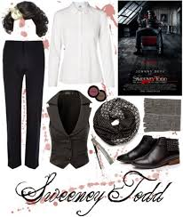 Sweeney Todd Halloween Costumes Costume Sweeney Todd Demon Barber Fleet Street