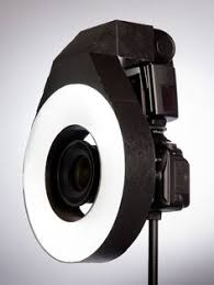 ring light for video camera how to make a dirt cheap diy ring light from a frisbee and some led