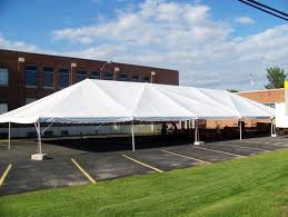 canopies for rent canopy 40 foot x 100 foot white 10 foot or 20 foot rentals medford
