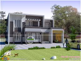 Design Home Exteriors Virtual Modern House Designs 11 Photoage Net Flat Roof Plans Loversiq