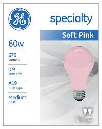 amazon com ge lighting 97483 60 watt 675 lumen party a19 light