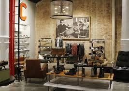 home design stores soho nyc basement lighting brick color splash light wood black and white
