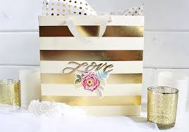 wedding gift bag template studio wedding gift bag we r memory keepers