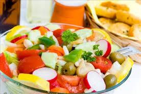 cuisine notrefamille salades composées cinq recettes originales salades composées