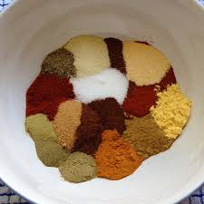 dry rub for grilling chicken wings drumsticks halves or
