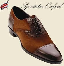 Handmade Shoes Usa - custom made shoes for spectator oxford custom shoes handmade