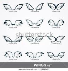 simple angel wings tattoos pinterest angel wings angel and