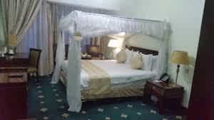 Mosquito Bed Net Bed With Mosquito Net Picture Of Weston Hotel Nairobi Tripadvisor