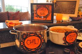 halloween bar signs my dirty aprons halloween chili bar